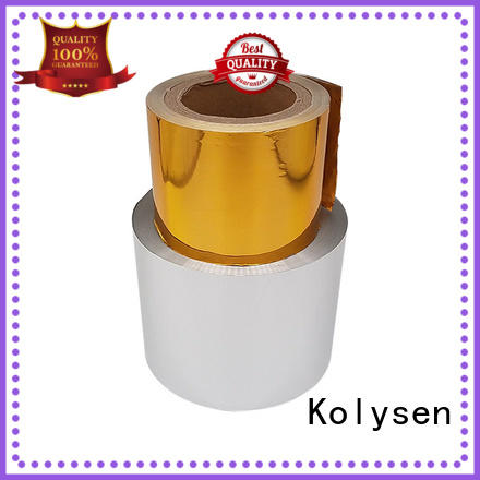 Kolysen bulk aluminium foil paper china products online for wrapping ice cream