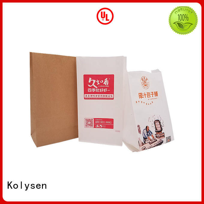 Kolysen sealed food packaging buy products from china used in chemical market