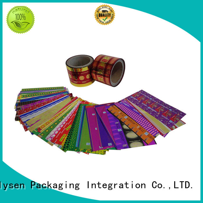 Kolysen shrink wrap sleeves manufacturers for food packaging