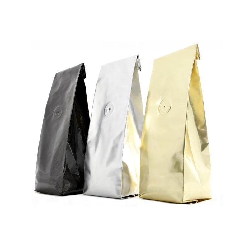 Side Gusseted Bag for Snack Packaging