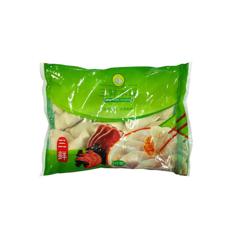 Customized Frozen Bag for Food Packing