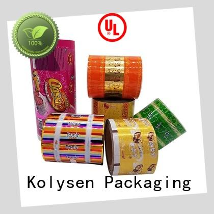 food grade retort packaging wholesale online shopping for wrapping yoghurt
