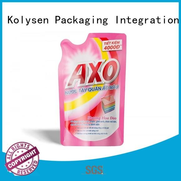 Kolysen convenient use pouch packaging buy products from china used in electronics market