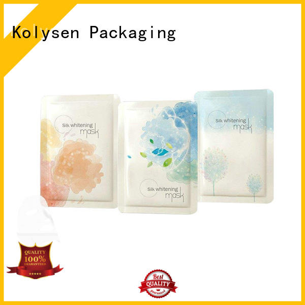 Kolysen food pouch factory for wrapping honey
