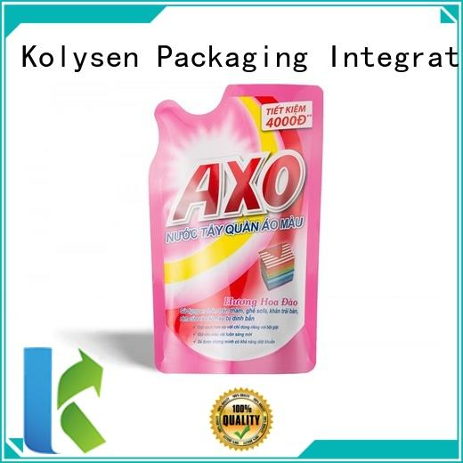 Kolysen microwave popcorn bag wholesale online shopping used in food and beverage