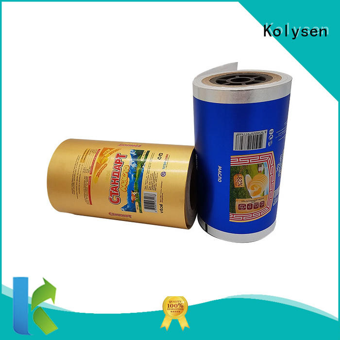 Kolysen sandwich wrap paper china products online pharmaceutical bottle neck
