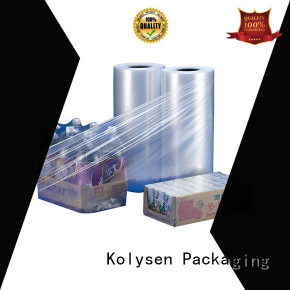odm shrink film wholesale products to sell for Pre-forms and full body sleeve labels