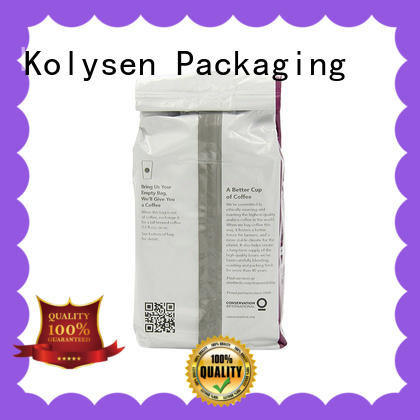Kolysen retort packaging directly price for wrapping beverage