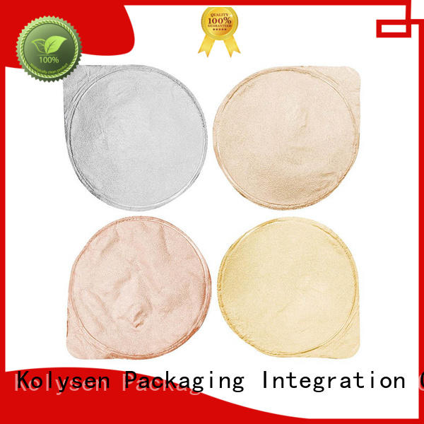 Kolysen foil candy wrapper wholesale products for sale for wrapping chewing gum