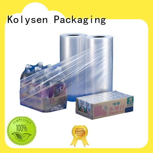 oem heat shrink wrap wholesale products to sell for Pre-forms and full body sleeve labels