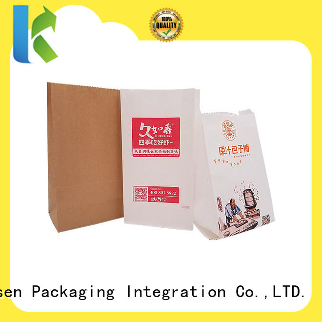 snack bags directly price for wrapping yoghurt Kolysen