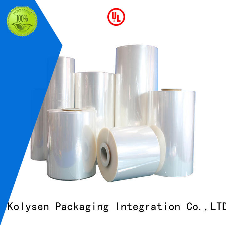 Latest plastic films in food packaging Suppliers for Pre-forms and full body sleeve labels