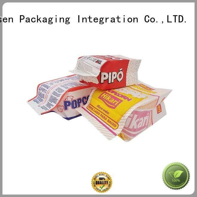 Kolysen convenient use doypack packaging wholesale online shopping used in pharmaceutical market
