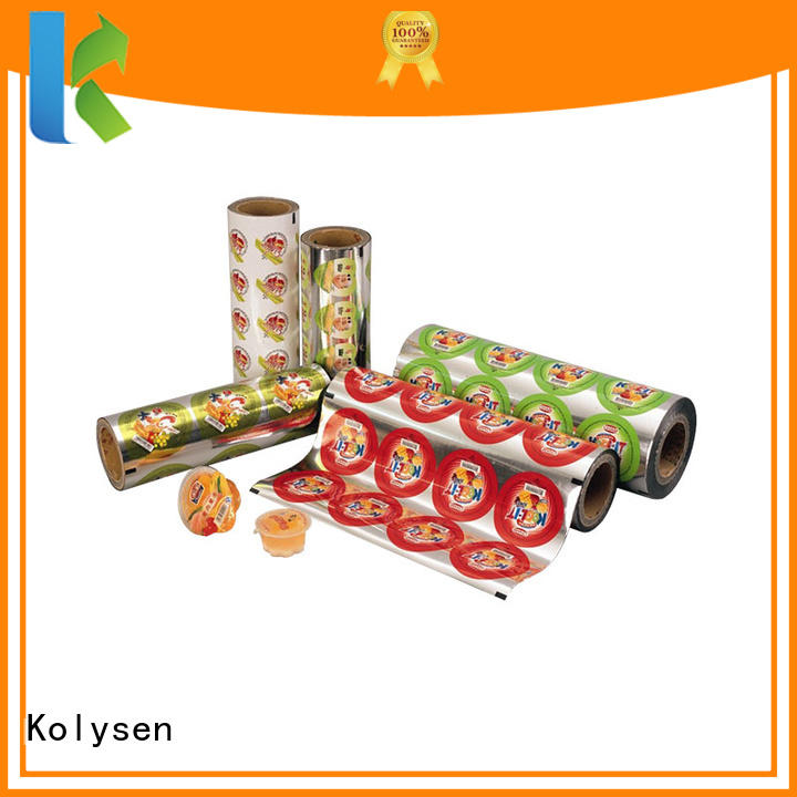 Kolysen microwave popcorn paper bag directly price for wrapping honey
