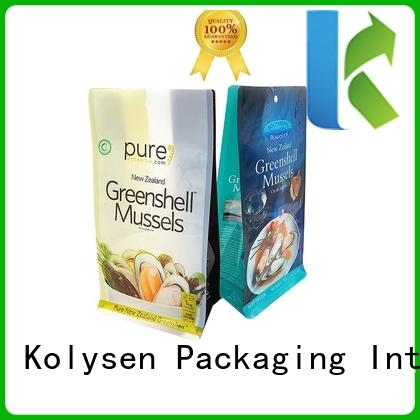 food grade plastic packaging bags for food wholesale online shopping used in chemical market