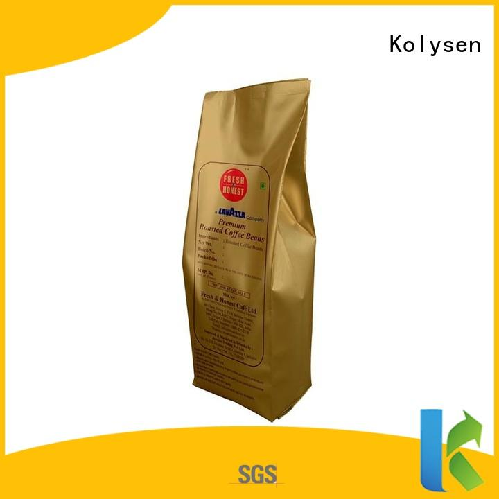 Kolysen Latest lidding film wholesale online shopping used in chemical market