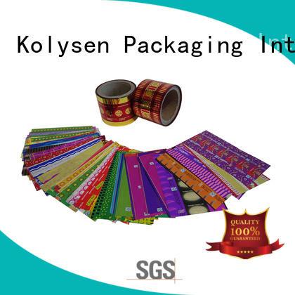 odm heat shrink film online wholesale market for food packaging