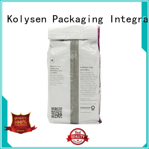 Kolysen convenient use fruit pouches wholesale online shopping for wrapping beverage