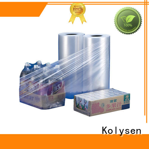 Kolysen plastic film packaging from China for food packaging