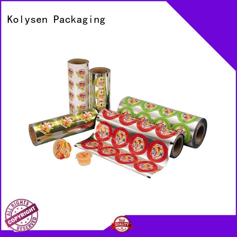 Kolysen Latest food bag sealer Supply used in electronics market
