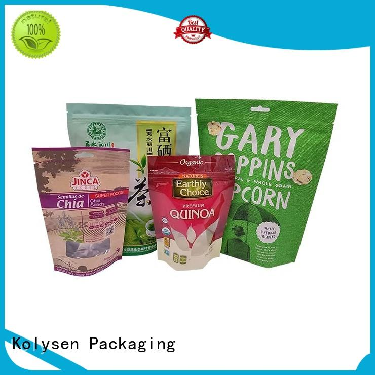 Kolysen chips packaging wholesale online shopping for wrapping fruit juice