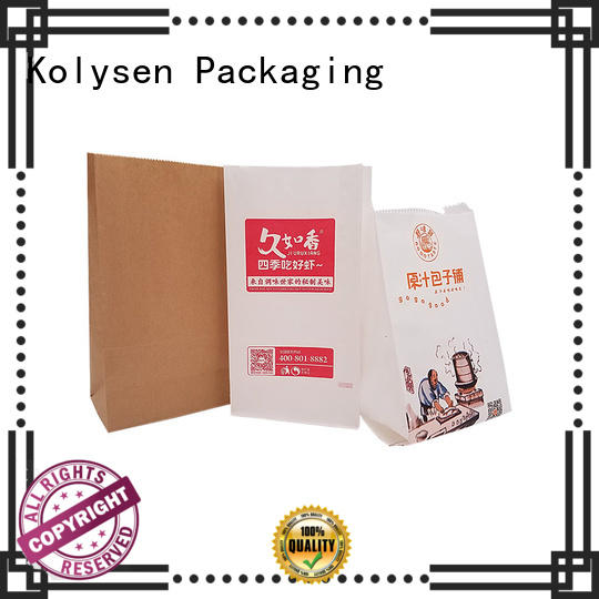 Kolysen fruit pouches directly price for wrapping milk