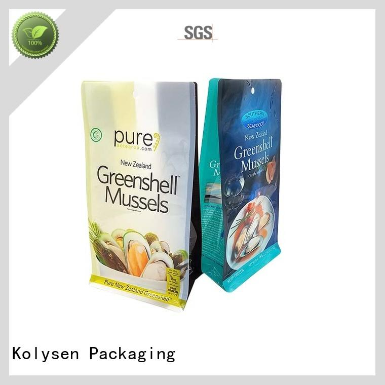 Kolysen standup pouch buy products from china used in electronics market