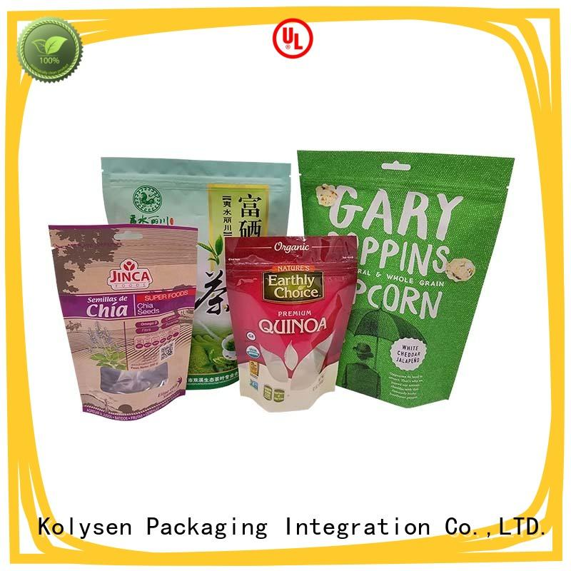 Kolysen food packaging film buy products from china for wrapping fruit juice