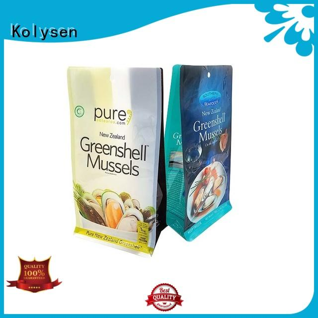 Kolysen food bag sealer buy products from china used in chemical market