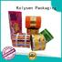 Kolysen pouch packaging wholesale online shopping for wrapping beverage