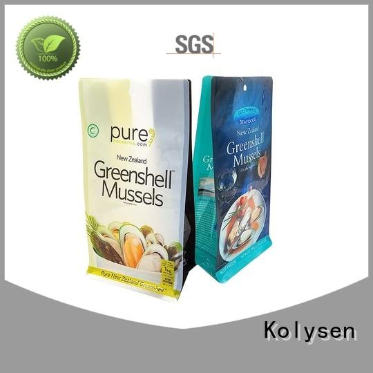 Kolysen food grade microwave popcorn paper bag buy products from china for wrapping soft drink