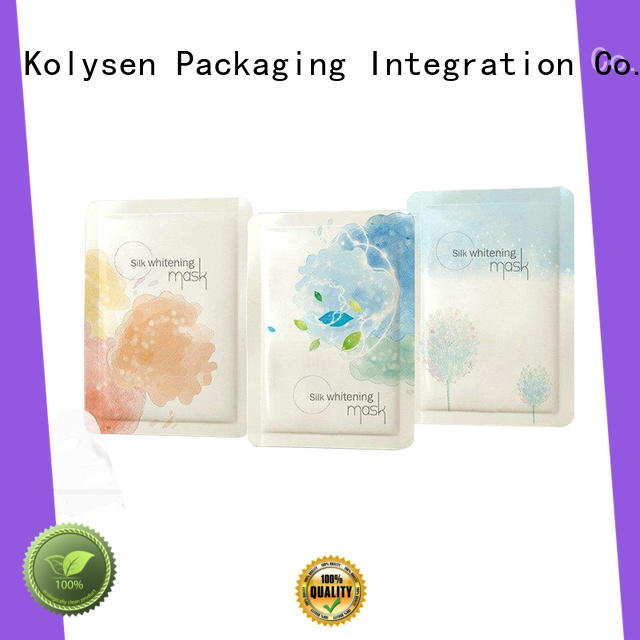 food pouch wholesale online shopping for wrapping beverage Kolysen