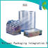 Kolysen odm heat shrink wrap from China for tamper evident seals