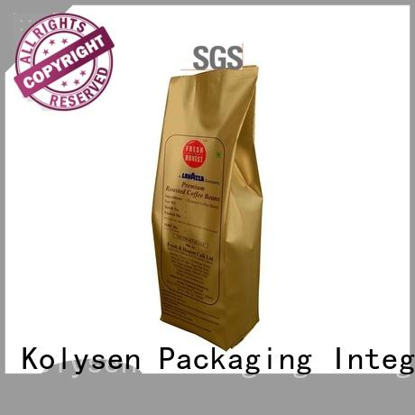 standup sealed food packaging wholesale online shopping used in pharmaceutical market