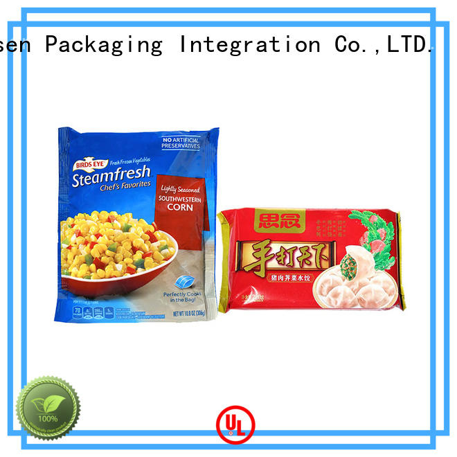 Kolysen pouch packaging directly price for wrapping beverage