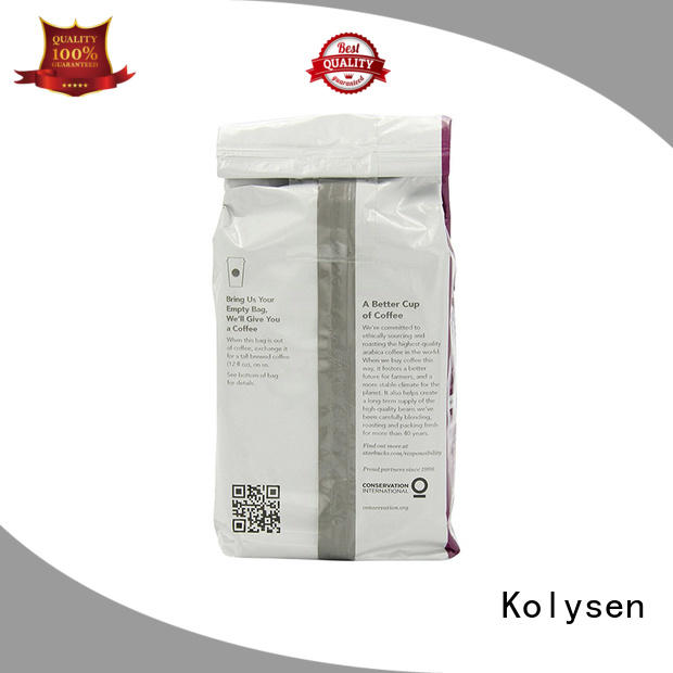 Kolysen flexible packaging wholesale online shopping for wrapping soft drink