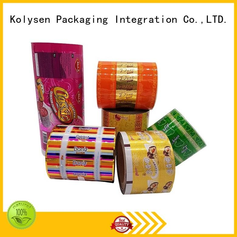 Kolysen New stand up pouch bags wholesale buy products from china for wrapping sauce