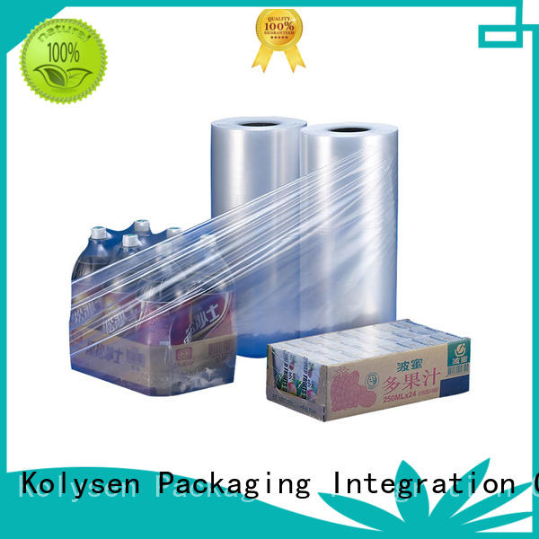 popular plastic film packaging wholesale products to sell for tamper evident seals
