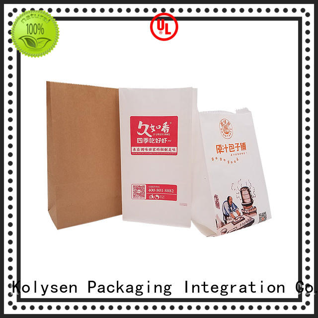 Kolysen Latest stand up pouches wholesale directly price used in chemical market