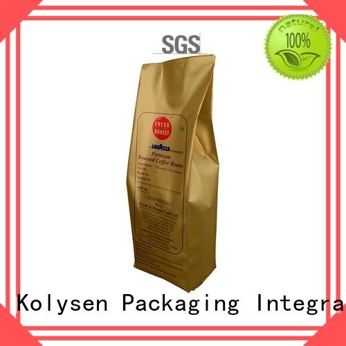 Kolysen convenient use stand up pouches wholesale buy products from china used in food and beverage