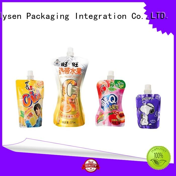 custom flexible packaging buy products from china used in food and beverage