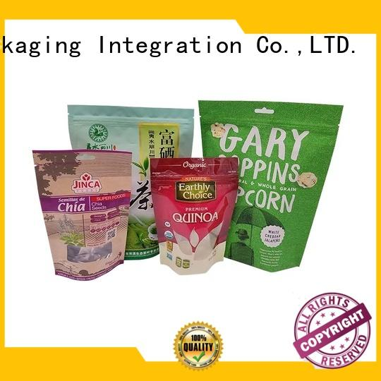 Kolysen convenient use food sealer bags wholesale online shopping for wrapping soft drink