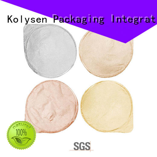 Kolysen bulk gold foil chocolate china products online for wrapping ice cream