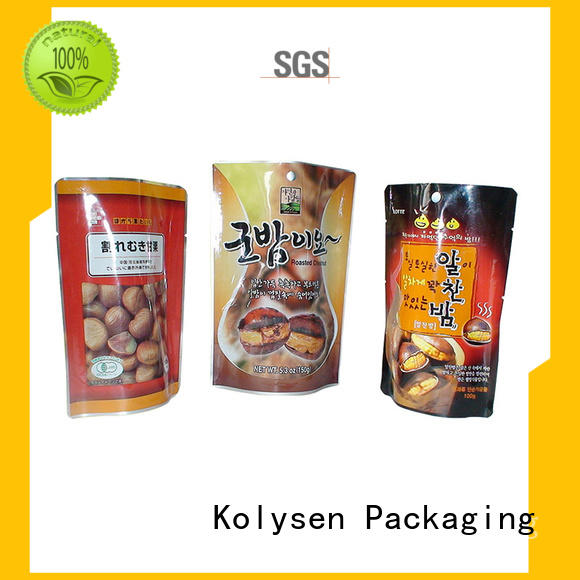 Kolysen microwave popcorn bag wholesale online shopping used in chemical market