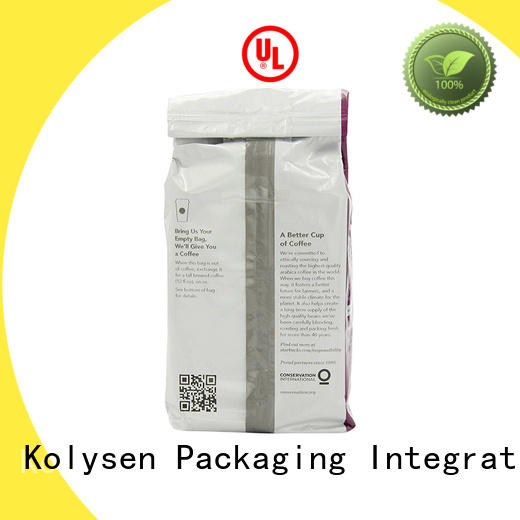 Kolysen food bag sealer wholesale online shopping for wrapping soft drink
