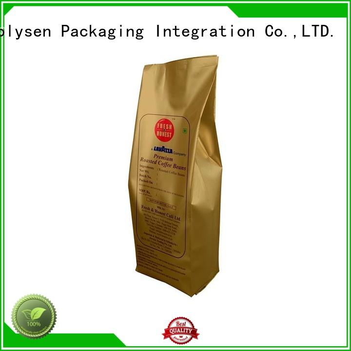 Kolysen standup food sealer bags wholesale online shopping for wrapping beverage