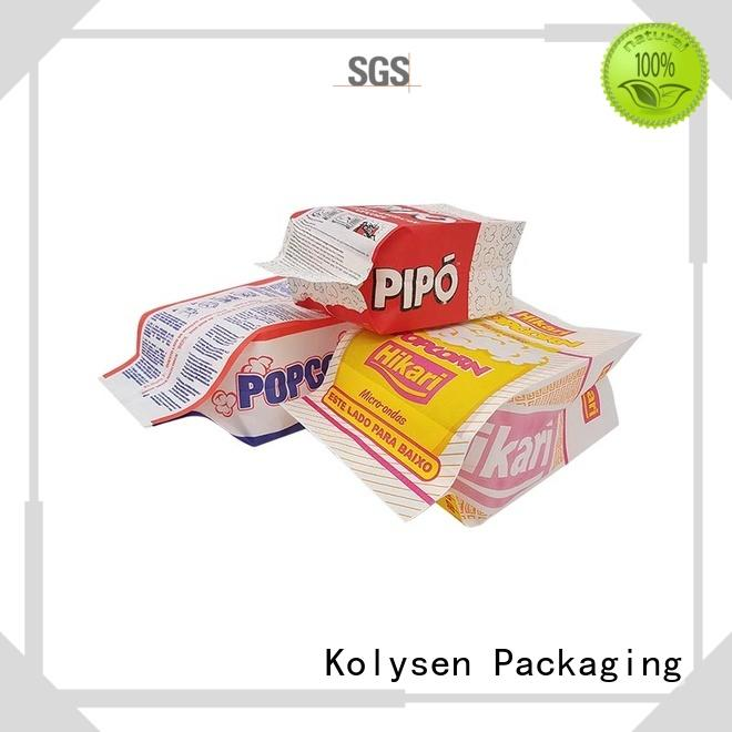 Kolysen new design standup pouch buy products from china for wrapping sauce