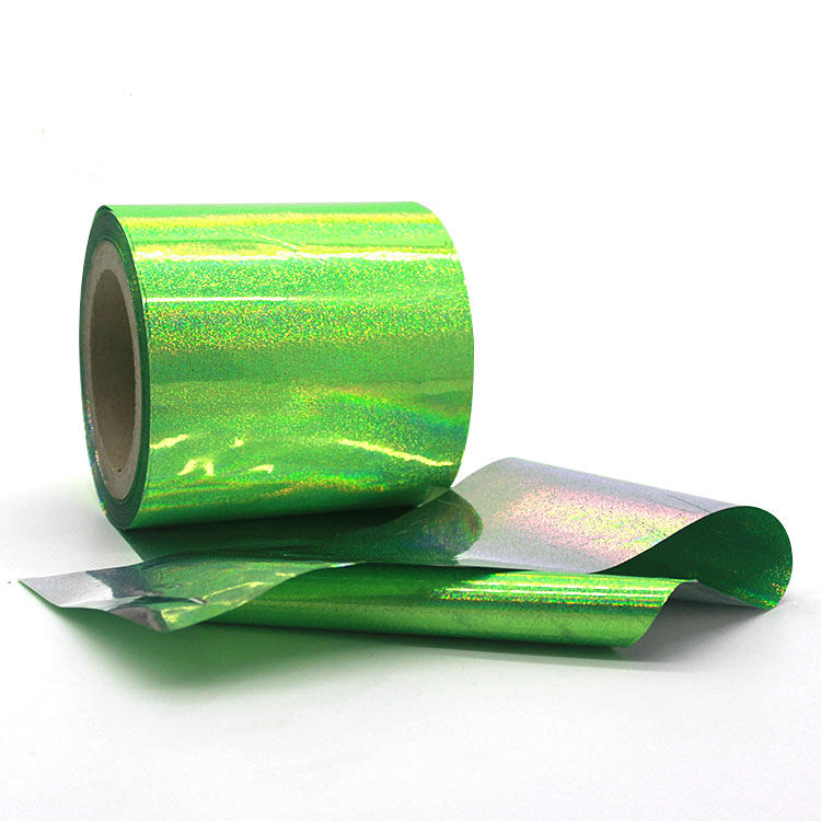 Colorful Aluminum PET Twist Film for Hard Toffee Candy Packaging