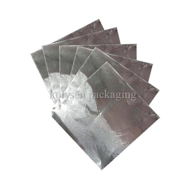 Silver Foil Candy Wrappers