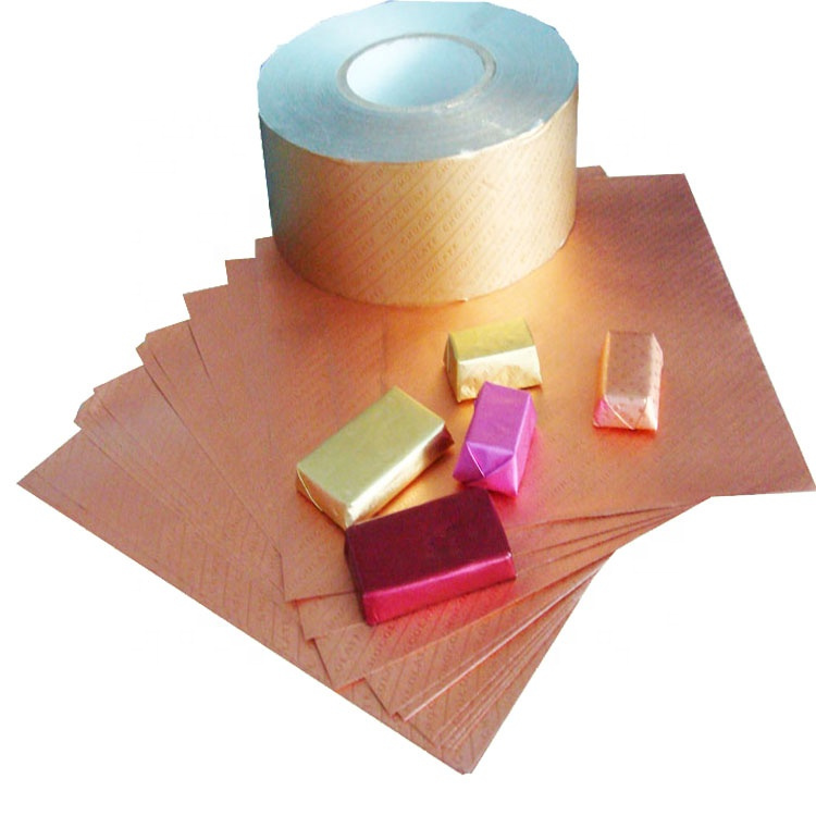 convenient foil for chocolate wrapping china products online for wrapping chewing gum-1